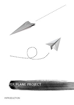 Paper Plane Project / Competition