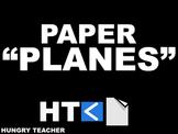 """Paper """"Planes"""""""