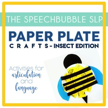 Paper Plate Crafts Worksheets Teaching Resources Tpt