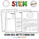 End of the Year Paper Plate Marble Run STEM Activity Challenge