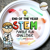 Paper Plate Marble Run STEM Activity + TpT Digital Distanc