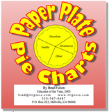 Paper Plates Pie Charts: It's As Easy as Pie!