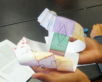 Paper Protein Folding