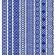 Paper Punch Royal Blue Borders Clipart & Vectors - Border Clip Art, Page Borders