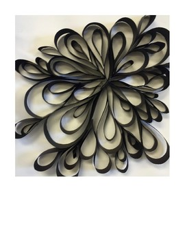 Paper Relief Sculpture: 5th or 6th Grade Lesson Plan