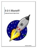 Paper Rockets - Engineering Design Challenge