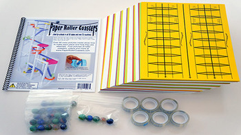 Paper Roller Coaster Class Pack