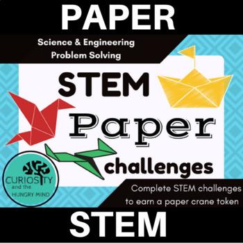 Paper STEM Challenge Activities