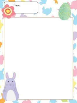 Paper Set : Easter