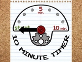Paper Timer - 10 Minutes