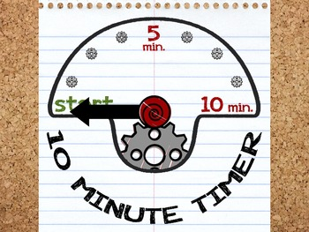 paper timer 10 minutes