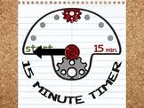 Paper Timer - 15 Minutes