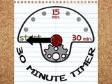 Paper Timer - 30 Minutes