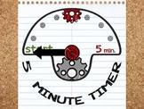 Paper Timer - 5 Minutes