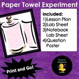 Paper Towel Experiment