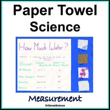 Paper Towel Science BUNDLE