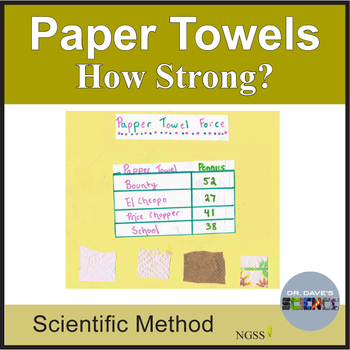 Paper Towel Science: How Strong?