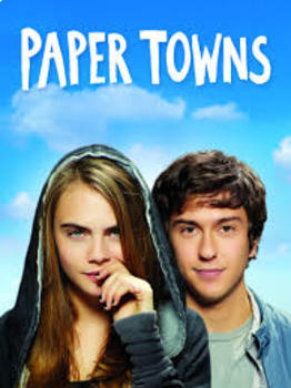 Paper Towns Movie - 50 Multiple Choice Questions