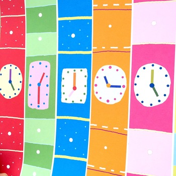 Paper Toy Watches