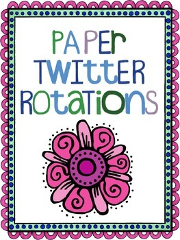 Paper Twitter Rotations