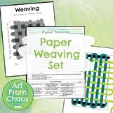 Paper Weaving Set