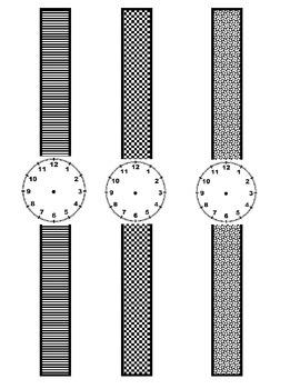 Paper Wrist Watch