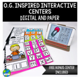Interactive Literacy Center: Orton-Gillingham Inspired