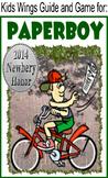 Paper Boy by Vince Vawter, Newbery Honor Book, Overcoming Stuttering Handicap