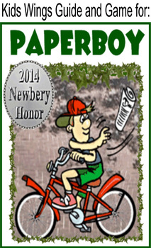 Paper Boy by Vince Vawter, 2014 Newbery Honor Book, Recove