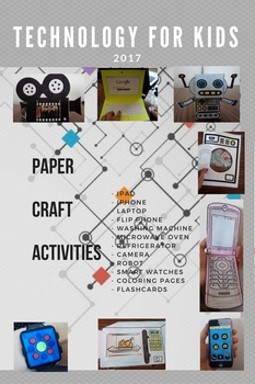 Paper crafts for learning technology