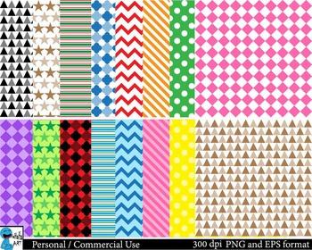 Paper design Digital Clip Art Graphics 145 images cod81