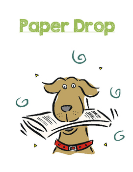Paper drop- paper organization system