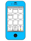 Paper iPhone: Comprehension Skills Activity!!