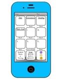 Paper iPhone: Comprehension Skills Activity!!
