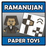 Paper toys - Ramanujan
