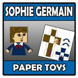 Paper toys - Sophie Germain