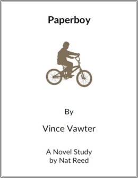 Paperboy - (Reed Novel Studies)