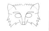 Papercraft Animal Masks for Grades 2-3 (art)