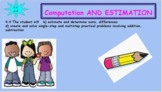 Paperless Addition and Subtraction Math Center on Google Slides