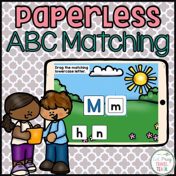 Paperless Alphabet Matching