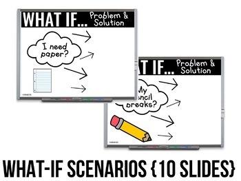 Paperless Back to School Survival Kit {Icebreakers, Procedures, & More}