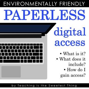 Paperless Digital Access: FREE Snapshot