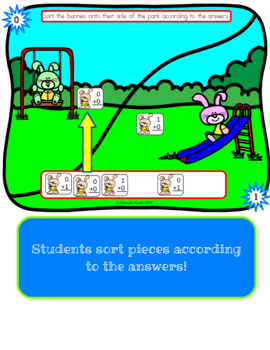 Paperless - Digital Addition Practice Activity 1