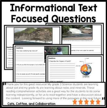 Rocks and Soil Using Google Slides: Paperless Digital Science