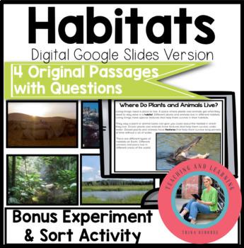 Paperless Digital Science: Habitats Using Google Slides