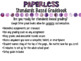 Paperless Digital Standards Based Gradebook - First Grade Math