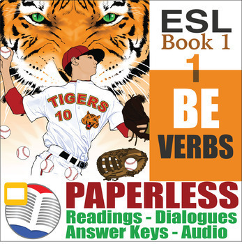 Paperless ESL Readings and Exercises Book 1-1