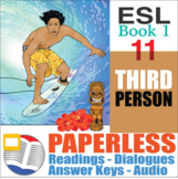 Paperless ESL Readings & Exercises Book 1-11