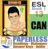 Paperless ESL Readings & Exercises Book 1-13