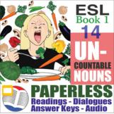 Paperless ESL Readings & Exercises Book 1-14